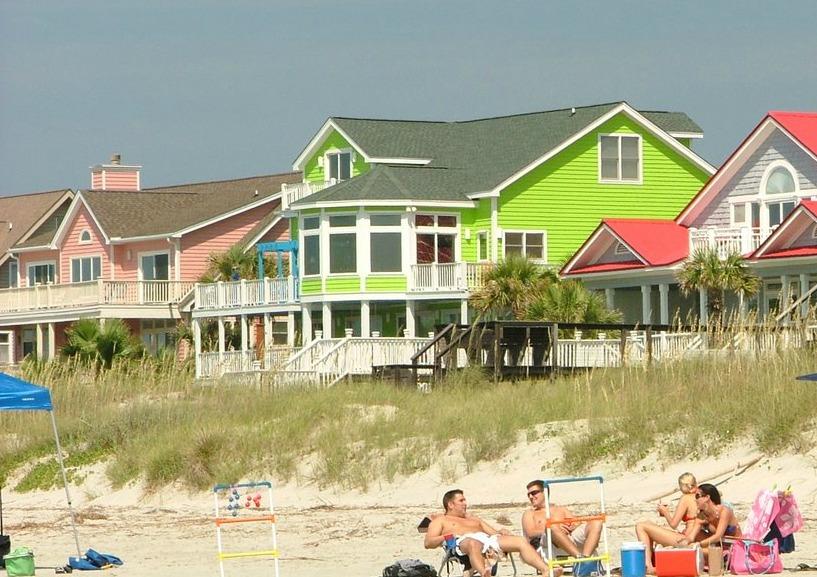 Isle of Palms Beach Houses