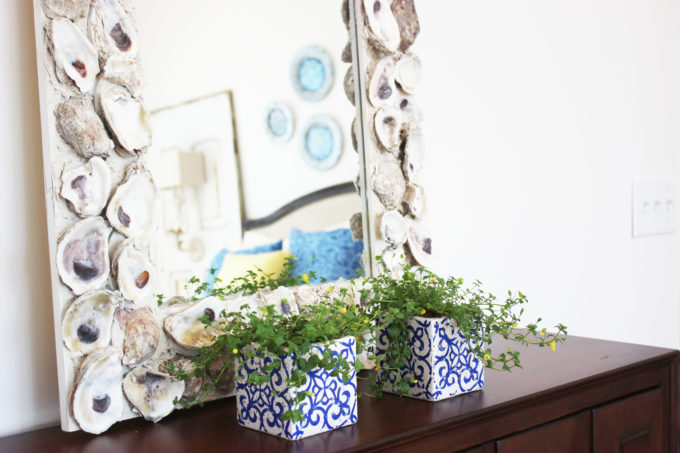 How To Make A Oyster Shell Mirror You Will Love