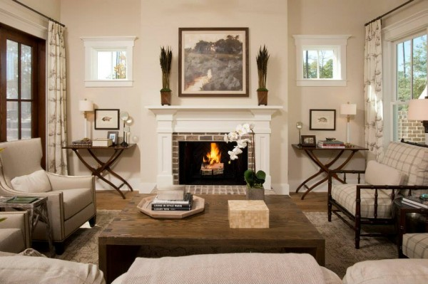 36 Living Room Decorating Ideas That Smells Like Spring: Simple Nature Decor