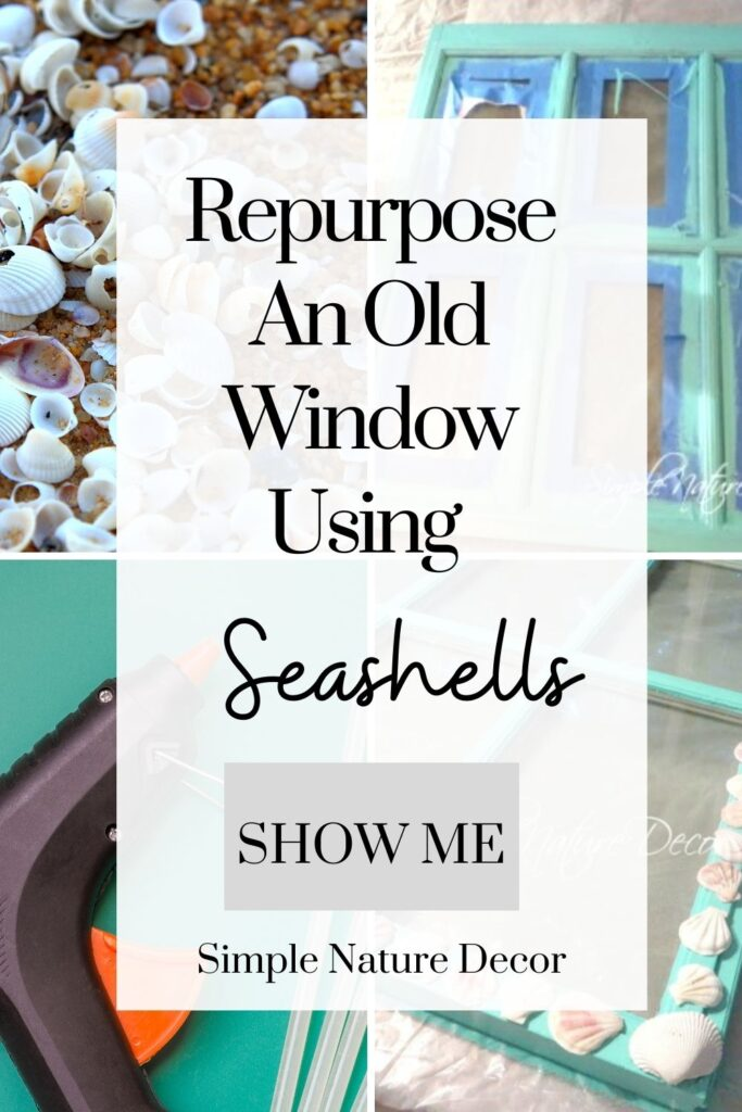 how to repurpose an old window