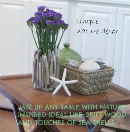 Drift Wood Vase Diy