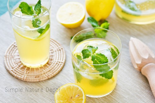lemonade drinks