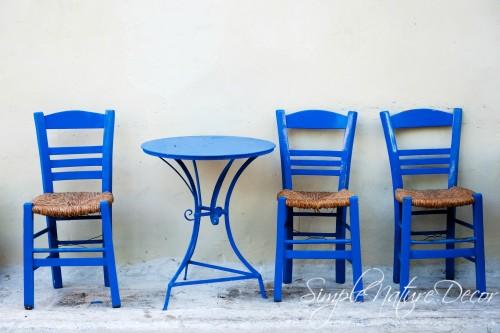 COBALT BLUE FOR FURNITURE