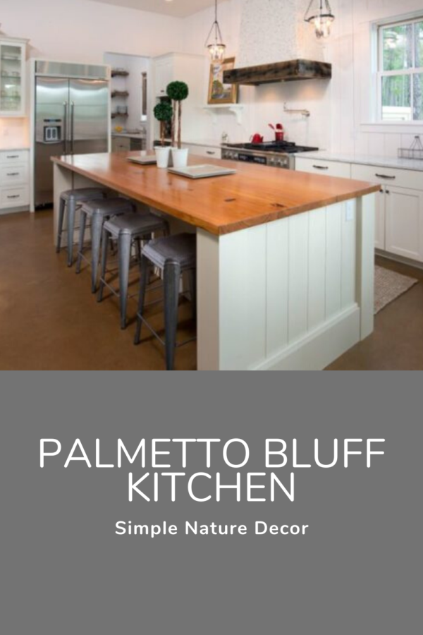 kitchen of Building My Dream Home In The Community Of Palmetto Bluff