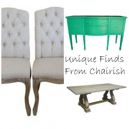 unique finds chairish