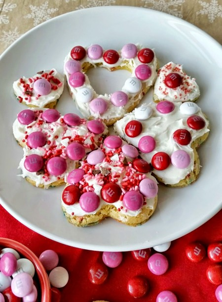 cookies valentines
