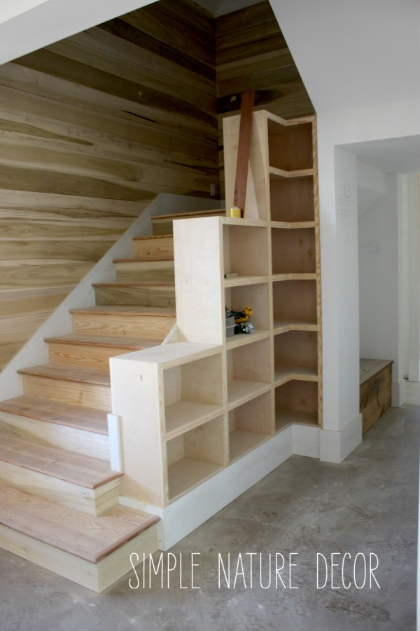 nature house book case