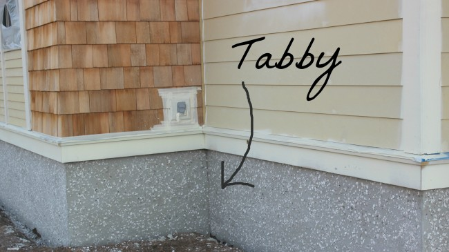 Coastal Charm with Tabby Concrete