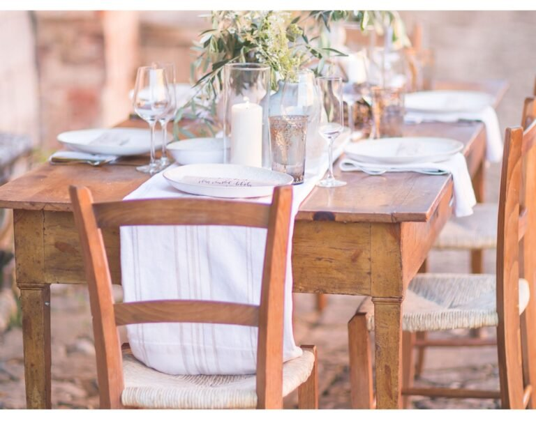 Create Tuscany At Your Table With These 6 Ideas