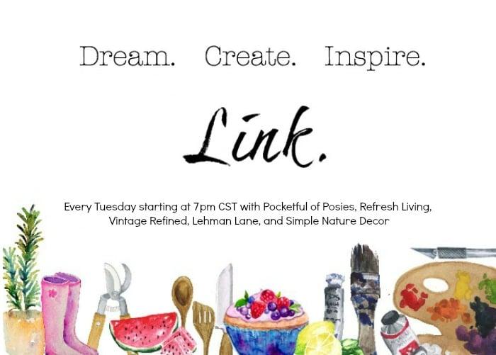 dream create and inspire