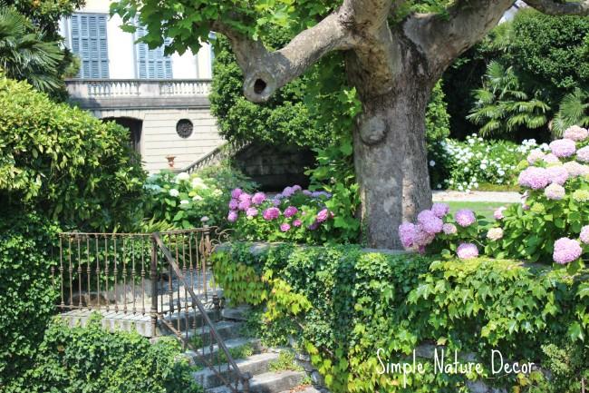 gardens in como italy