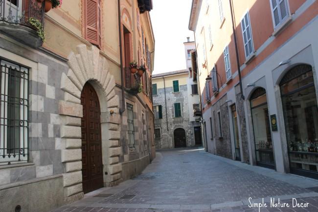 como italy streets