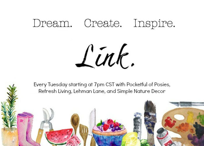 DREAM. CREATE. INSPIRE. LINK.  {8}