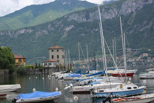 PESCALLO BAY: BELLAGIO ITALY