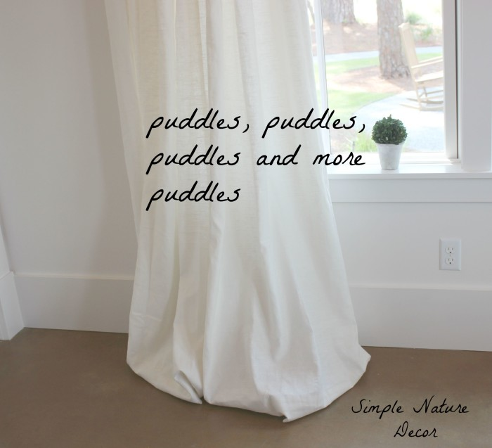 puddles, puddles and puddles post