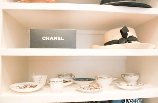 Stylish Tea Cup Jewelry Storage Ideas