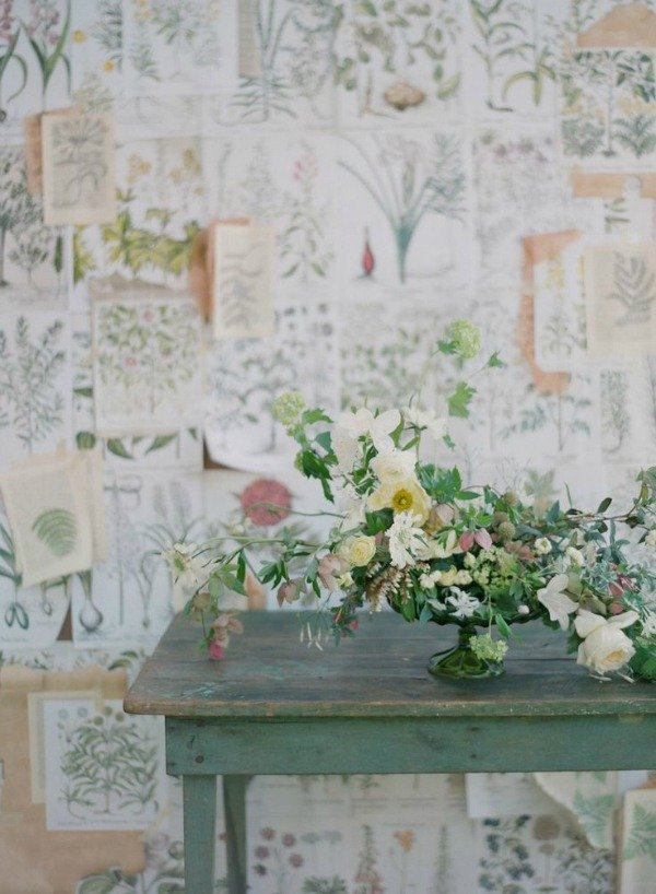 3 CHARMING WALLPAPER IDEAS:NATURE INSPIRED