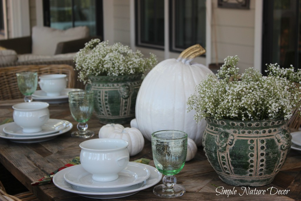 How to Make Your Pumpkins Stylish For The Fall