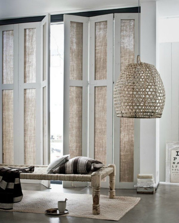 contemporary wooden hanging lamps for bedroom