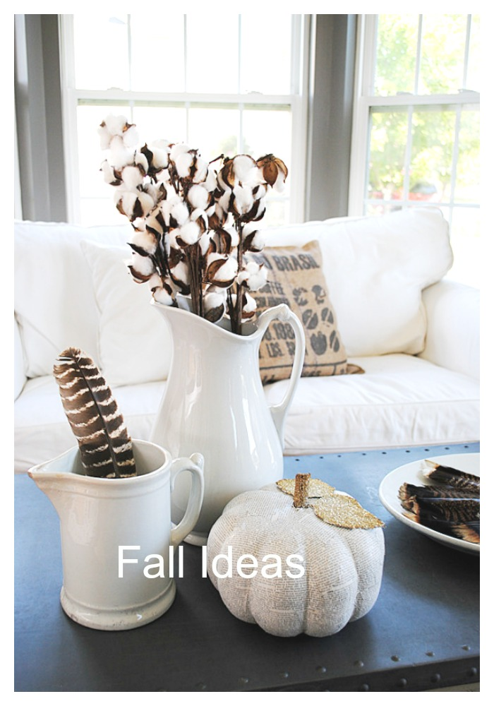 fall ideas
