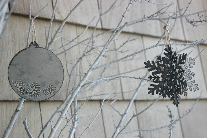 metal ornaments