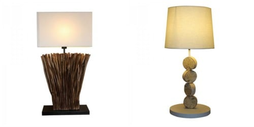 branch tables lamps
