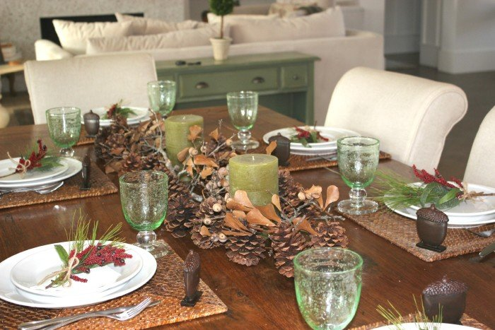 Rustic dried flowers: How To Create a Rustic Dried Flower Table Setting