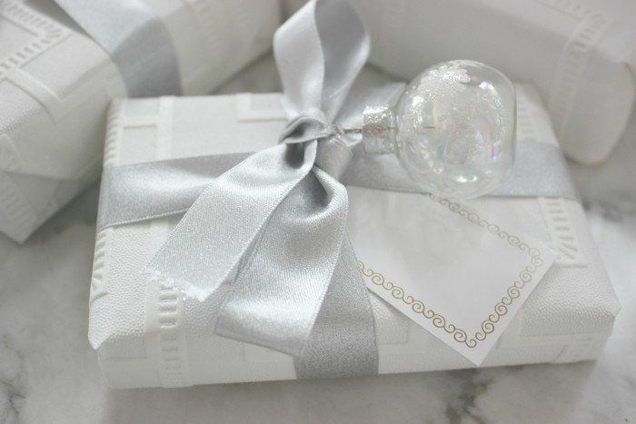 Easy Wrapping Paper Alternatives Even My Hubby Can Do
