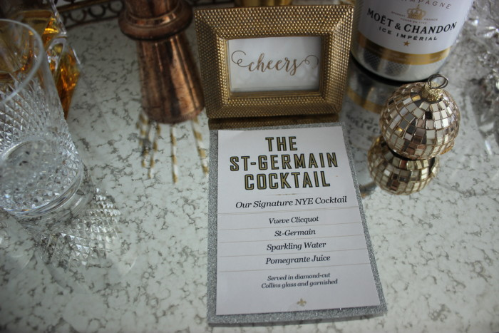 the st germain cocktail
