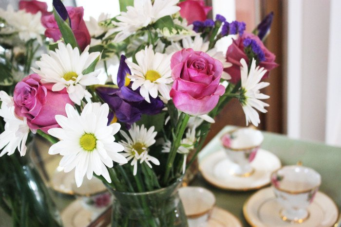 How To Make Grocery Store Flowers Look Beautiful