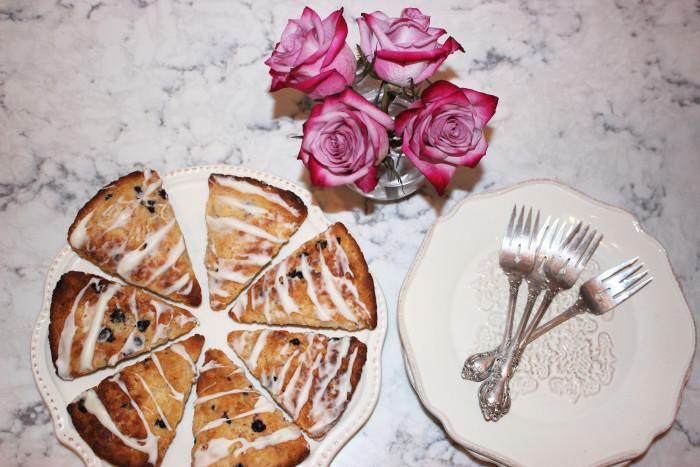 scone for breakfast post