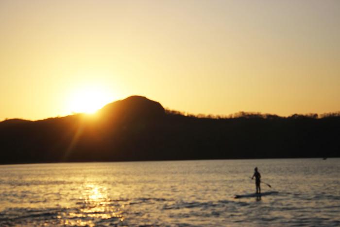 costa rica paddle boarding