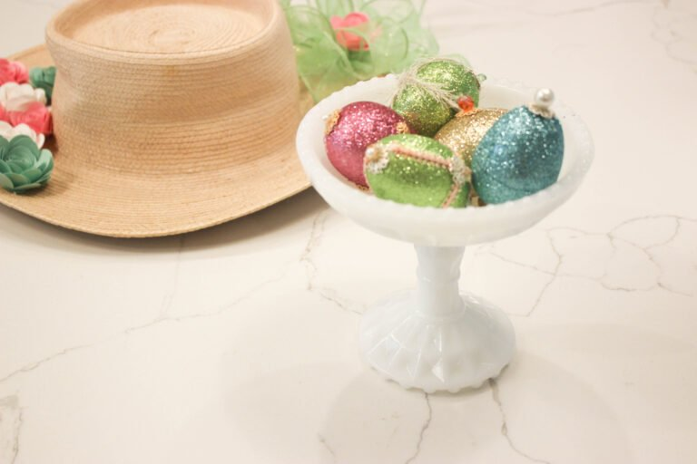 How To Make Jeweled Easter Eggs