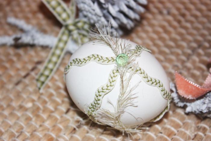 jewel easter egg centerpiece