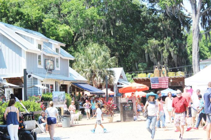Bluffton street fair 9