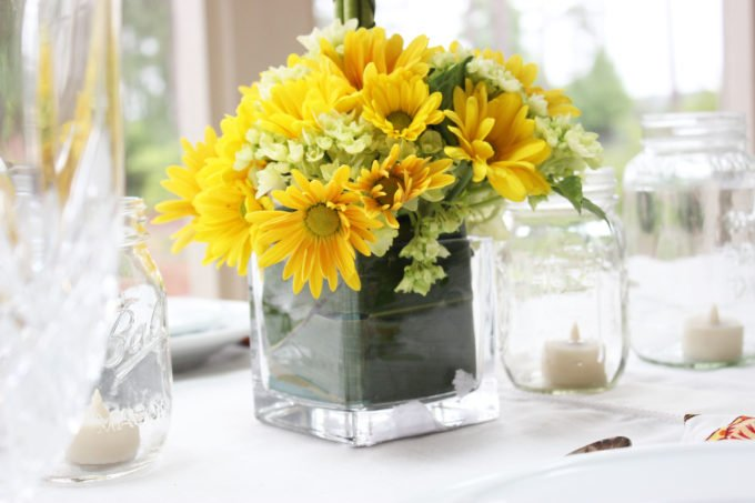 How To Make a Sunflower Topiary