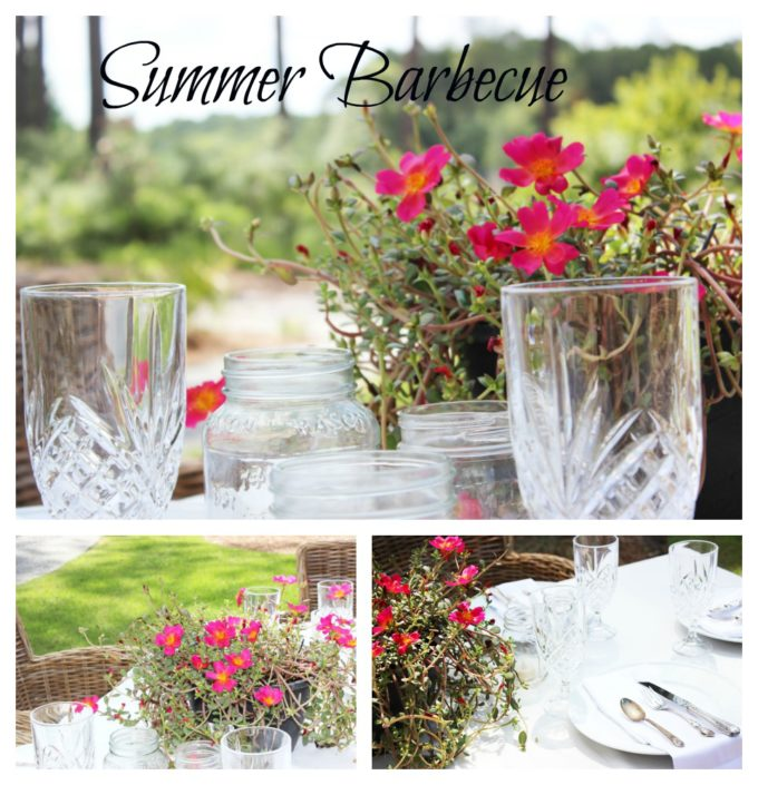 Outdoor Summer Barbecue Party Ideas