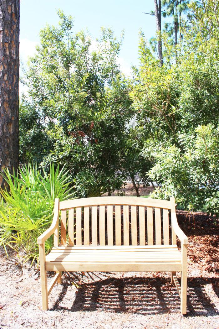 teak bench 10