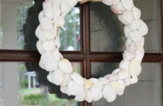 COASTAL FALL WREATH D.I.Y