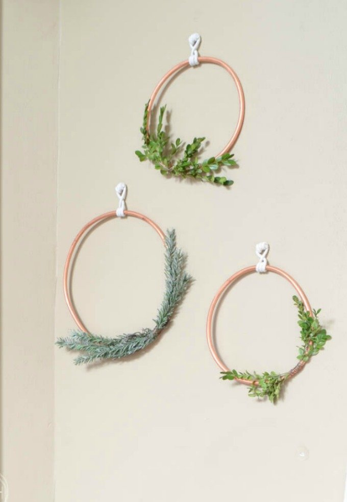 copper-wreath