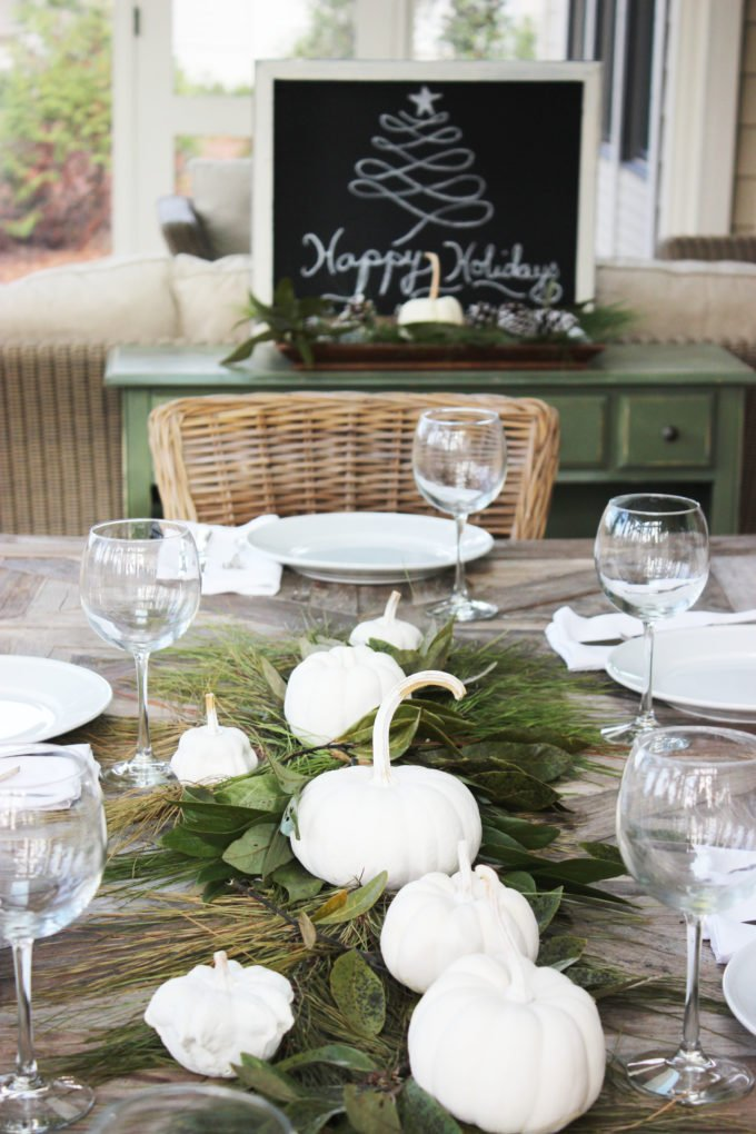 HOLIDAY IDEAS TO MAKE YOUR HOME MERRY