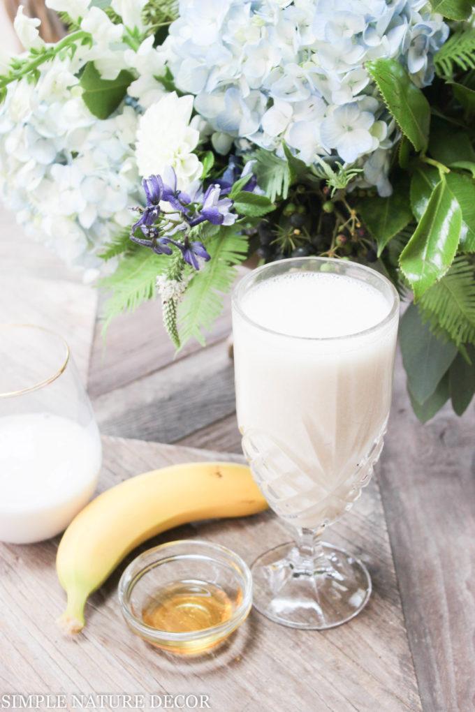 Natural Energy Recipes: No caffeine allowed