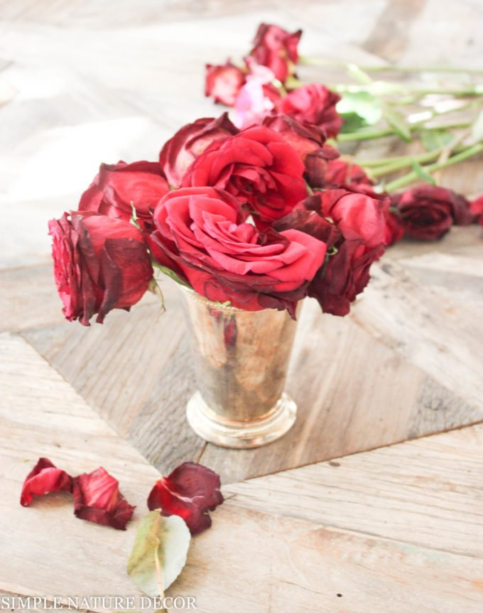 How To Make A Rose and Lavender Sachet