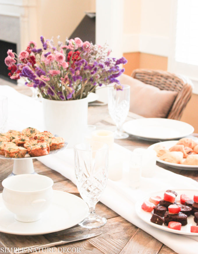 3 Super Easy Recipes For Valentine's Day Brunch