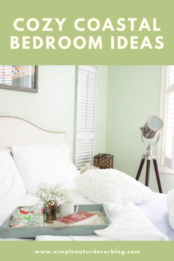 5 ideas for coastal bedroom