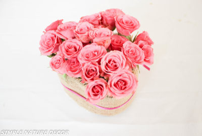 Valentine Centerpiece DIY Video