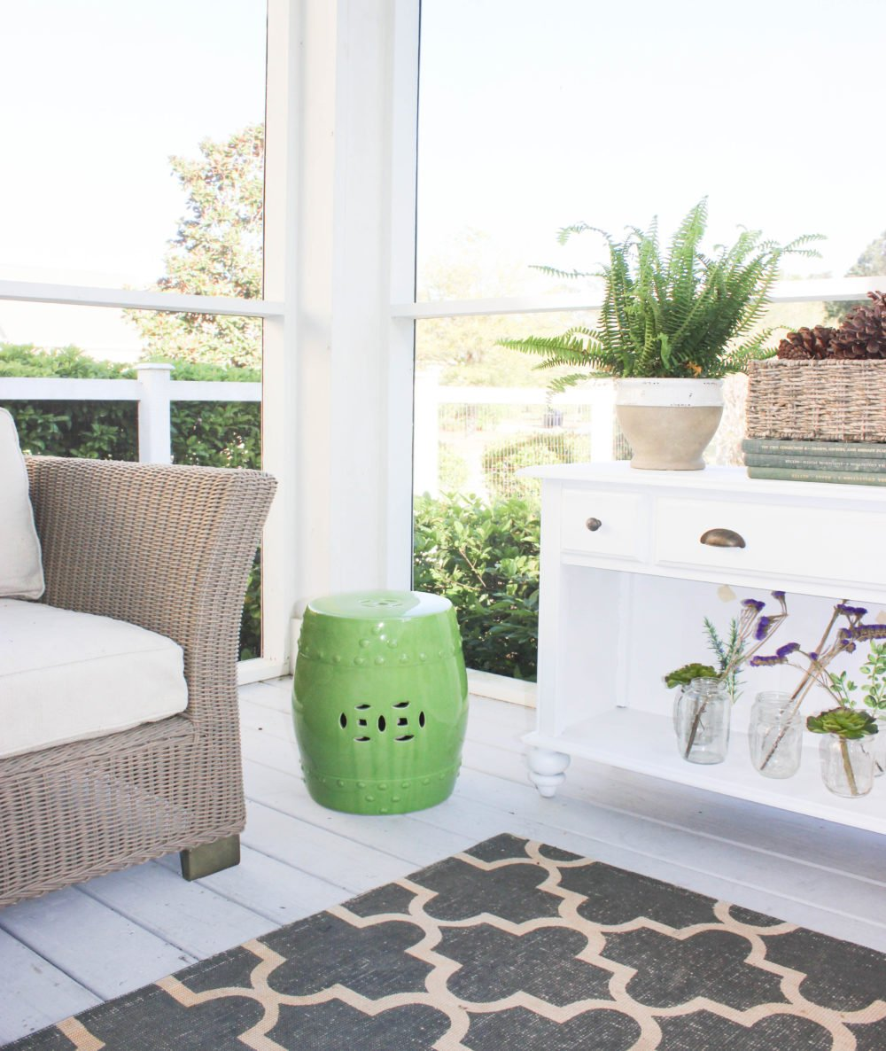 Botanical Decorating Ideas For Your Porch.
