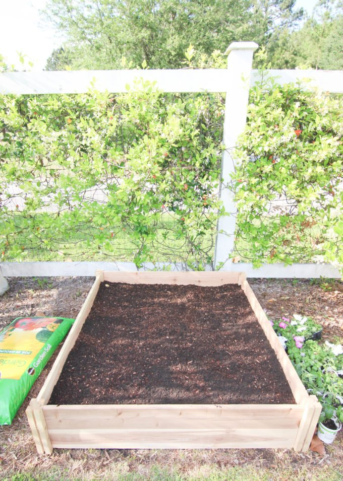 6 Ways to Create a Cozy Raised Garden Bed - Simple Nature ...
