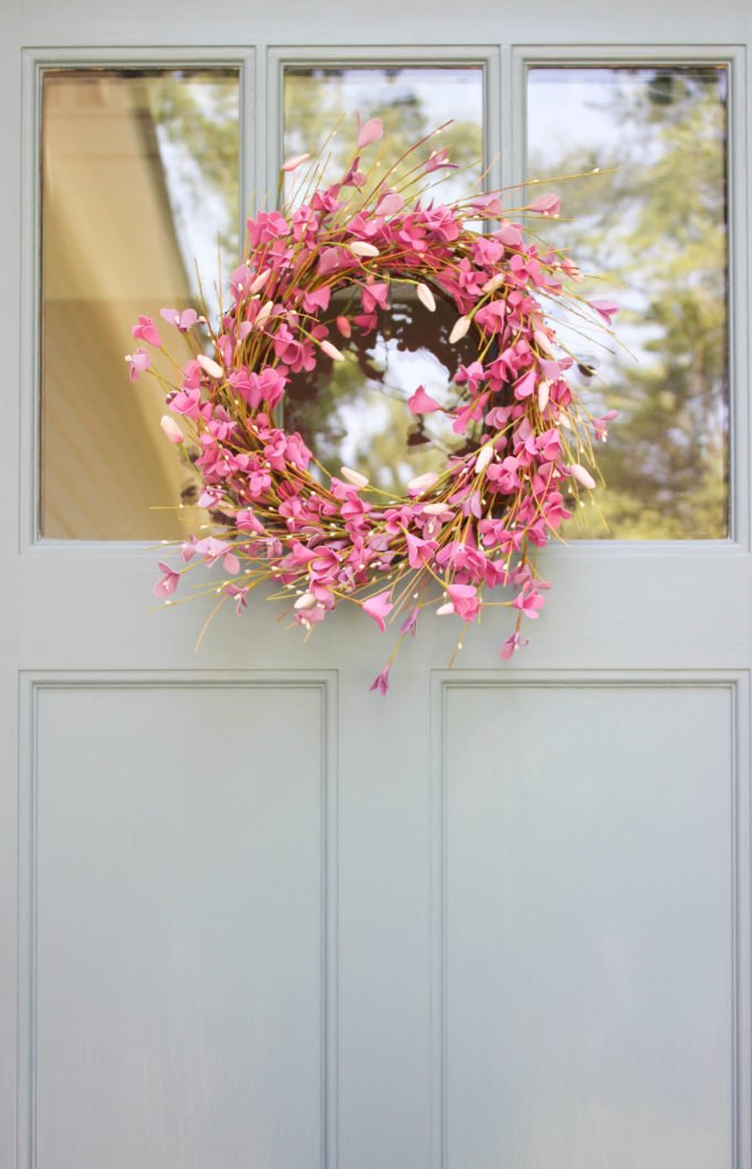 Front Door Makeover For Instant Curb Appeal