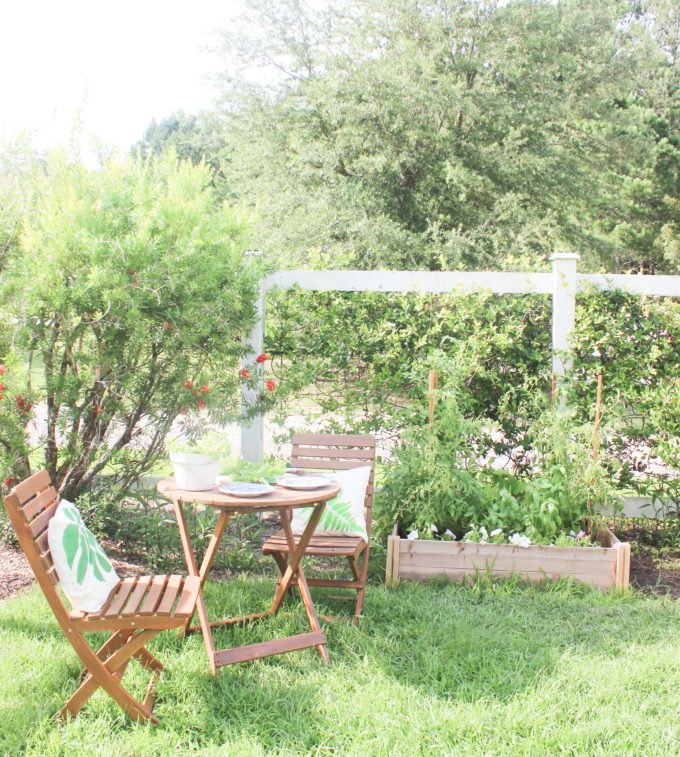 Outdoor Garden Ideas For Small Spaces
